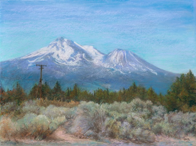 Mt Shasta View