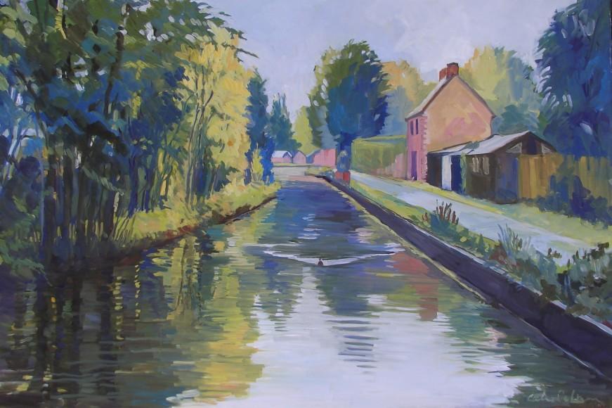 Canal near Ellesmere