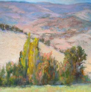 Talented Hills Oil Silvia Trujillo