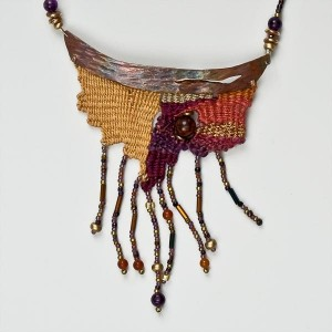 Woven Jewelry by Thalia Keple