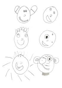 Kids Cartooning