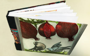 pomegranate book