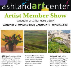 Artist member show