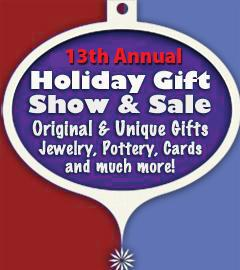 13th Annual Holiday Show & Sale