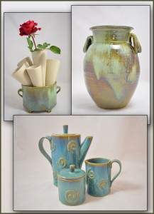 """Clay Creations,"" Marydee Bombick"