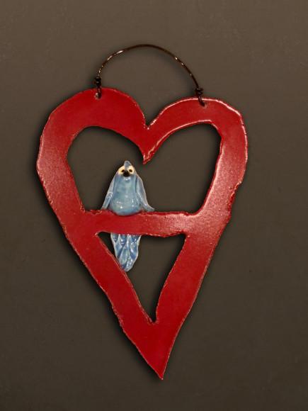 Crazy Love Birds by Cheryl Kempner