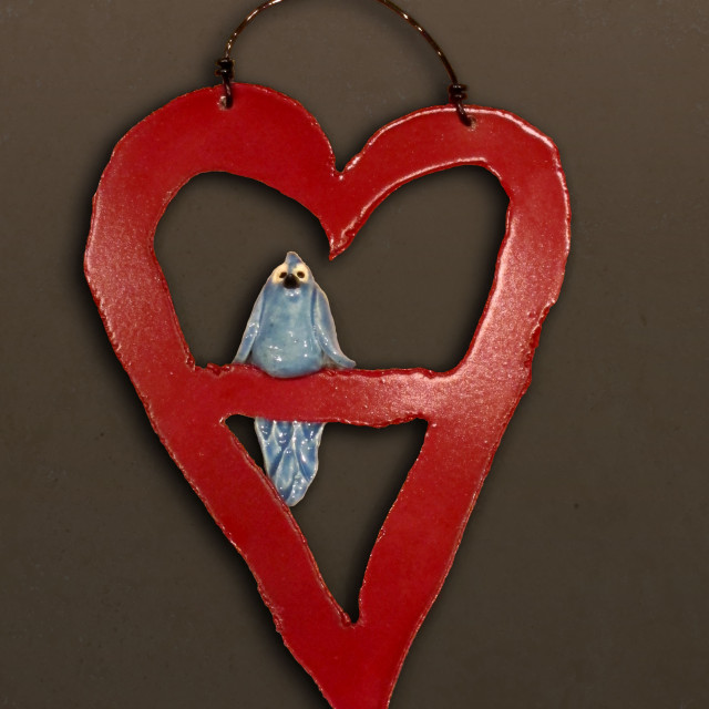 Crazy Love Birds by Cheryl Kempner