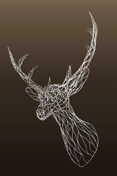 Deer Head (2)