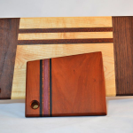 Cutting boards by John Weston.