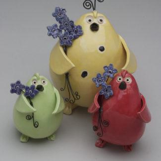 3_Birds_Flowers