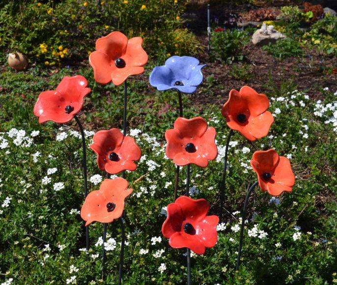 Cheryl Kempner's Poppies