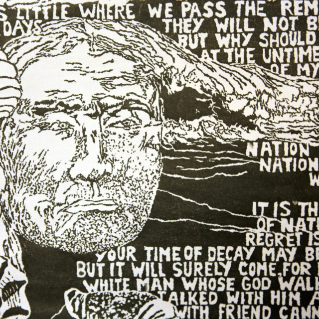 Chief Seattle, by Harriet Greene