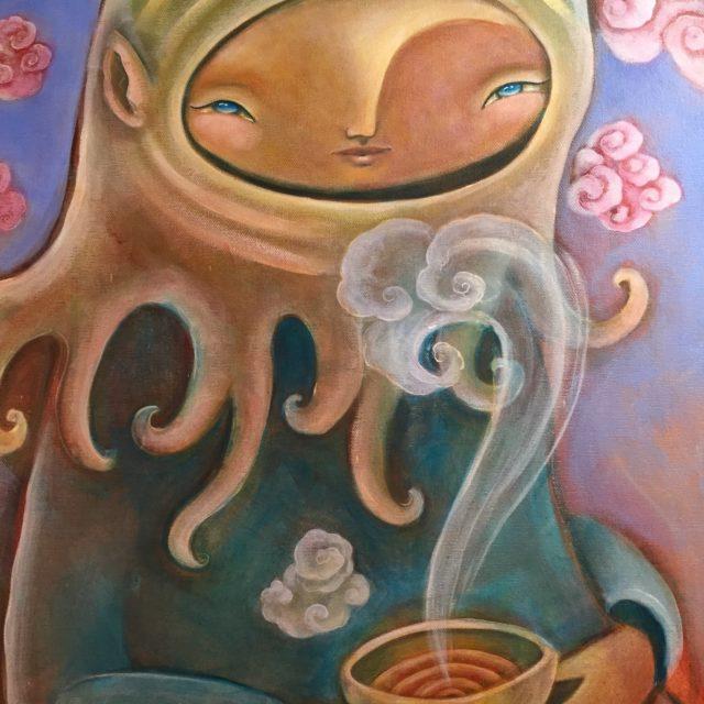 """""""Tea Garden"""""""