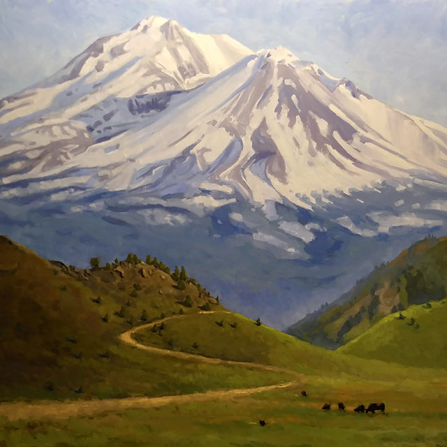 Jenay Elder Mt Shasta