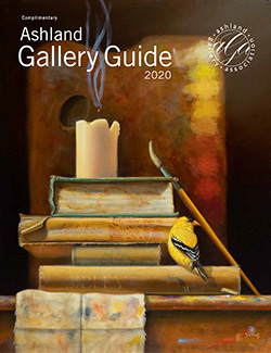Ashland Gallery Guide Cover
