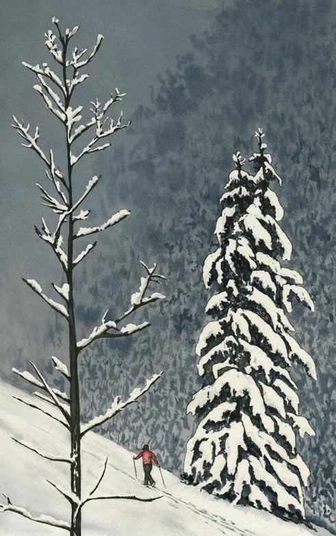 Snowscape500