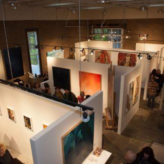 Enclave Studios Spring Exhibition