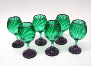 Gathering Glass Studio, Blown Glass