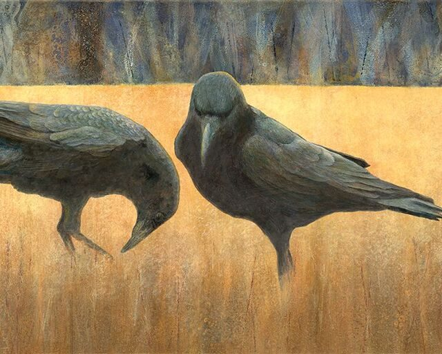 Claire Duncan, Black Birds, Dark Interlude