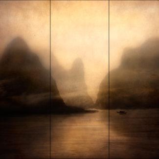 Lewis Anderson, Boatman