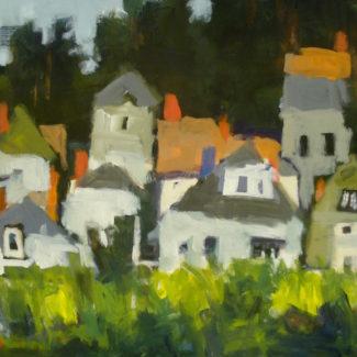 River Houses, Robert Schlegel