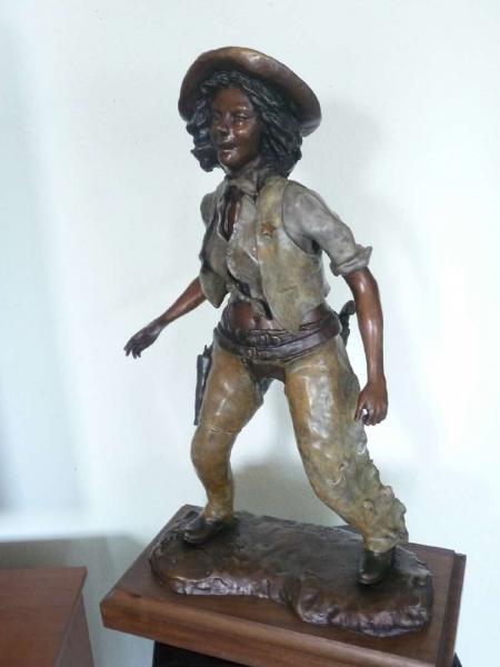 cowgirl sherrif