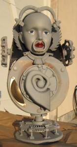 Neil Stewart Steampunk Sculpture 2014