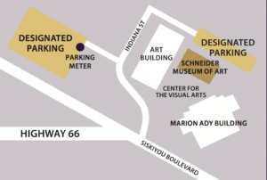SMA Parking Map